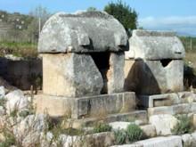 Lycian Sarcophagi
