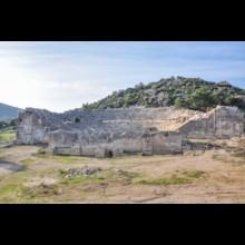 Hill of Patara