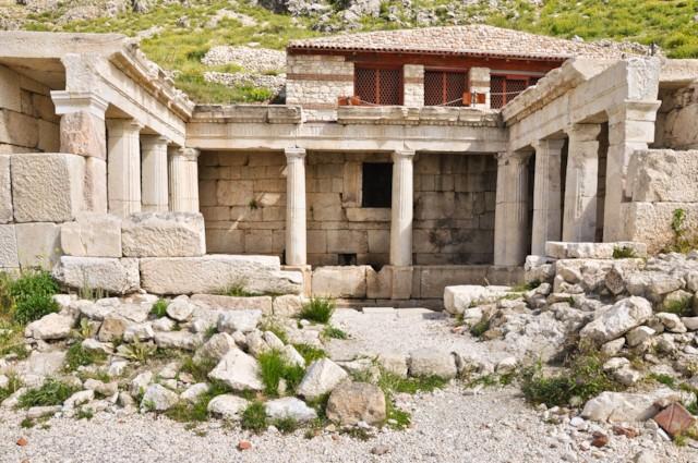 Hellenistic Fountain House 1