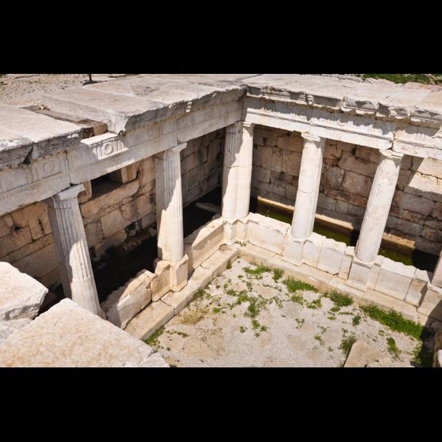 Hellenistic Fountain House 2