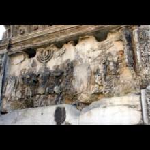 Arch of Titus Jerusalem Booty 2