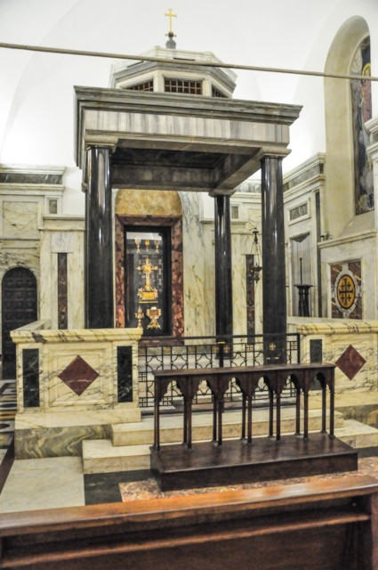Chapel of the Relics of the Passion