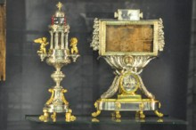Relics: Nail and Plaque