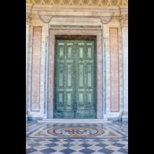 Curia Julia Bronze Doors