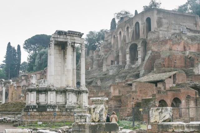 Temple of the Vesta