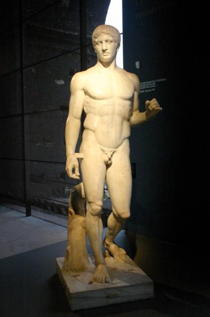 Spear Bearer (Doryphoros)