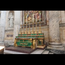 South Transept Altar