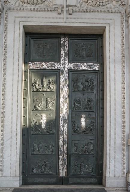 Central Door
