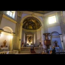Santa Maria Scala Coeli Interior