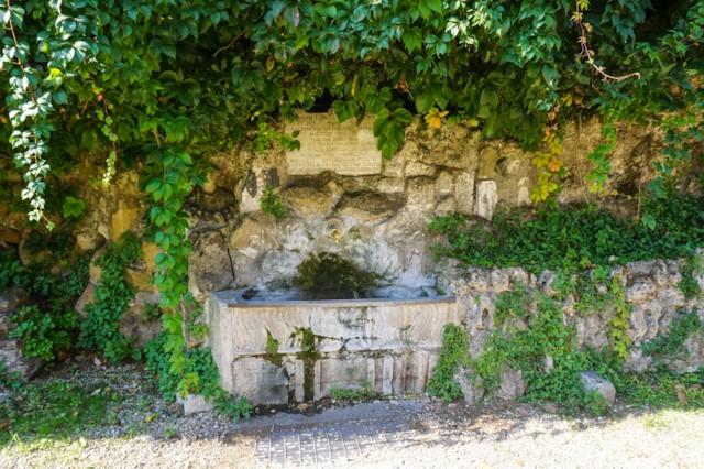 Spring - Fountain