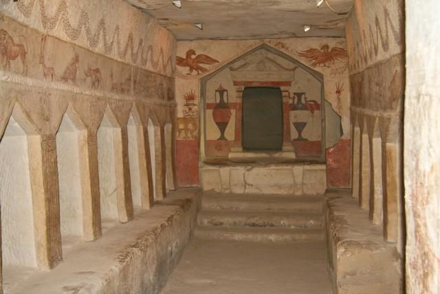 Marisa Tomb