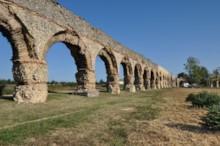 Aqueduct of Gier