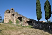 Aqueduct of Gier Header Tank