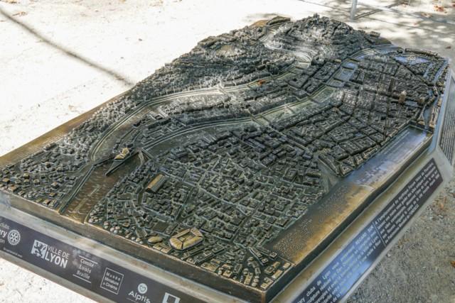 Model of Lyon