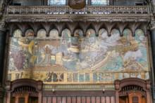 Mosaic 2 in Notre-Dame de Fouirvière