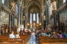 Basilica of Notre-Dame de Fouirvière Interior