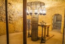 Prison Grotto Grotto Basilica of Notre-Dame de Fouirvière