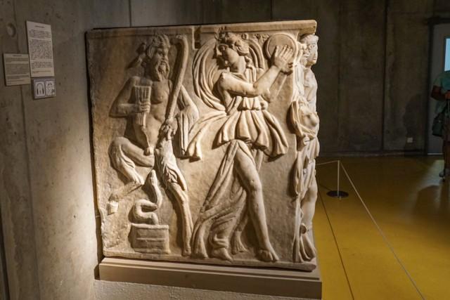 Sarcophagus Side