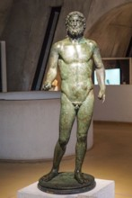 Bronze Statue of Neptune