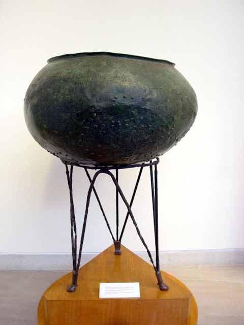 Bronze Cauldron