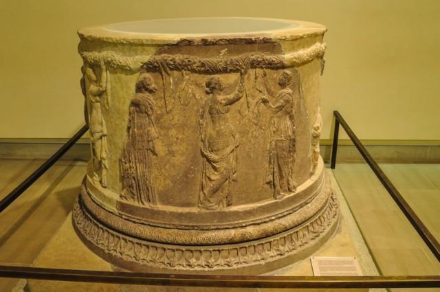 Circular Altar