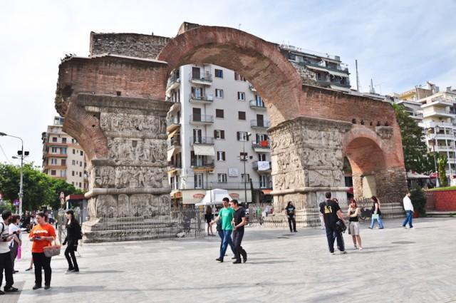 Arch of Galerius 1
