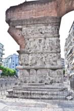 Arch of Galerius Detail 1