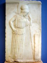 Athena Mourning