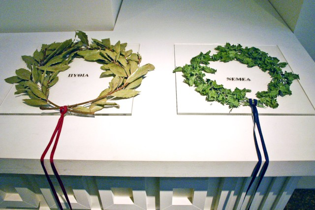 Victory Wreaths 2