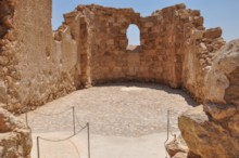 Byzantine Church Interior
