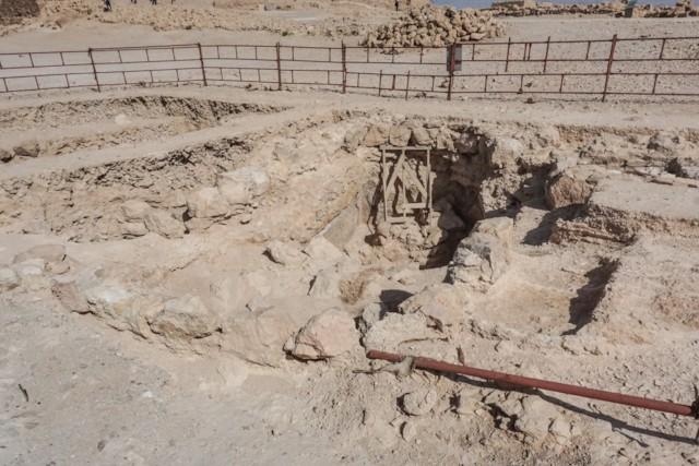 Recent Excavations Detail