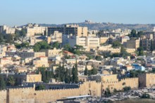 From Mount of Olives