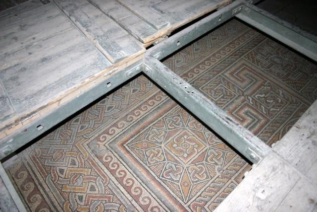 Mosaic Floor 2