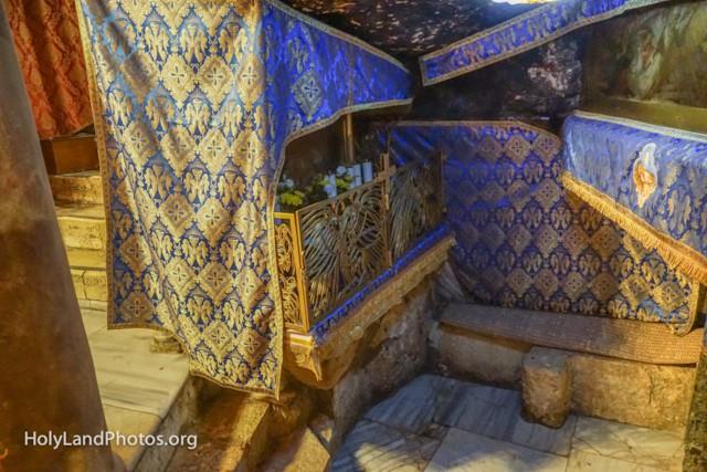 Altar of the Manger
