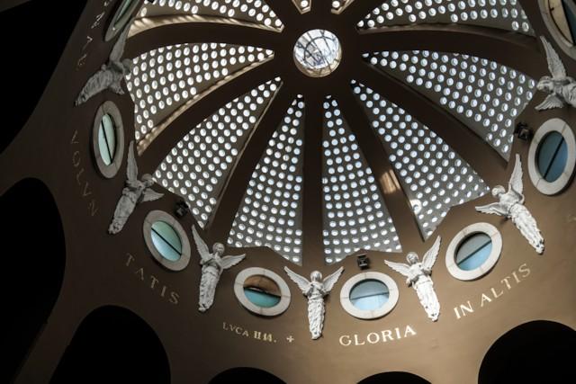 Chapel Interior Dome