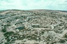 Octagonal Church Before Excavation