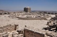 Octagonal Church Excavated