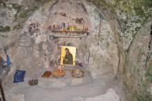 Interior of Grotto