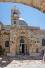 Entrance to Church