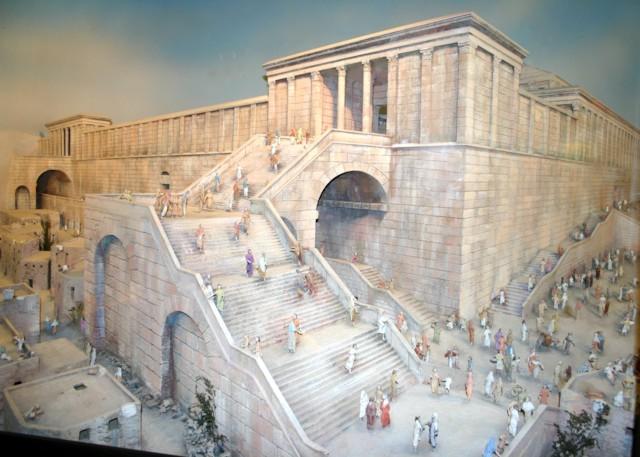 Southwest Temple Mount