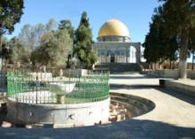 el-Kas & Dome of Rock