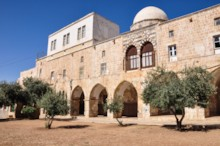 Antonia Fortress (general area)