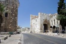 Jaffa Gate Interior (1)