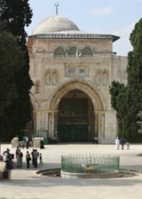 el-Aqsa Entrance 2