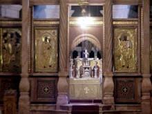Catholicon and Iconostasis