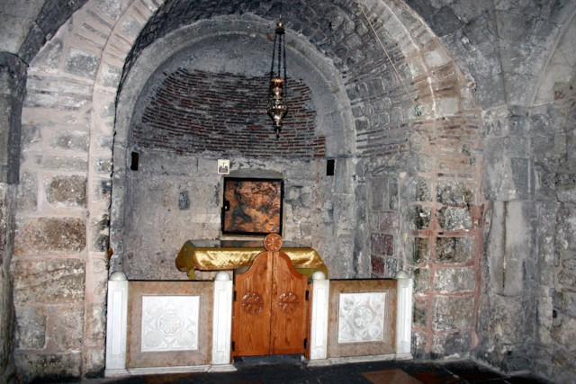 Chapel of Adam