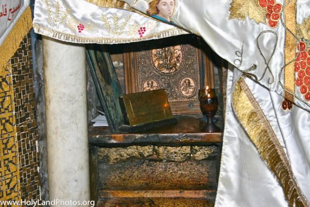 Coptic Tomb of Jesus