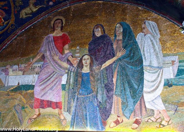 Women at Cross