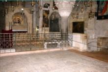 Altar Area South
