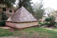 Pyramid-shaped Roof